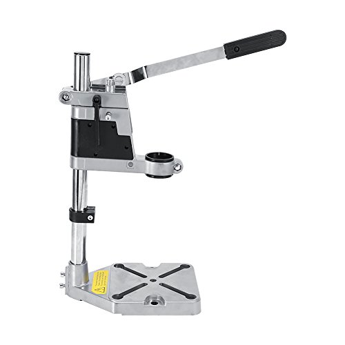 Drill Stand for Hand Drill,Universal Bench Clamp Drill Press Floor Stand...