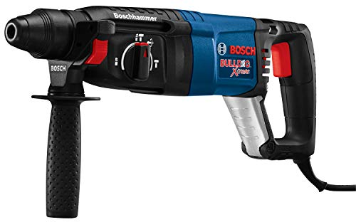 BOSCH 11255VSR Bulldog Xtreme - 8 Amp 1 Inch Corded Variable Speed Sds-Plus...